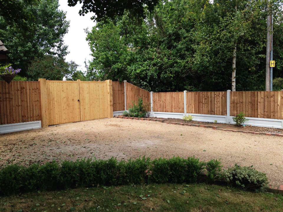 New Gate and Fencing Services