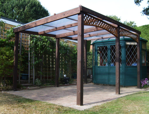 Pergola Construction – Danbury