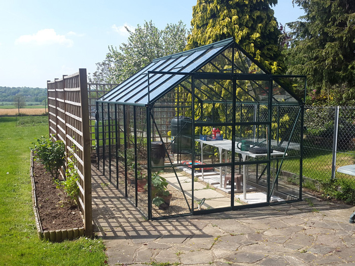 Greenhouse and rain saver kit - Chelmsford