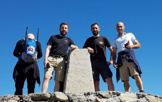 Ben Nevis Charity Climb for Macmillan