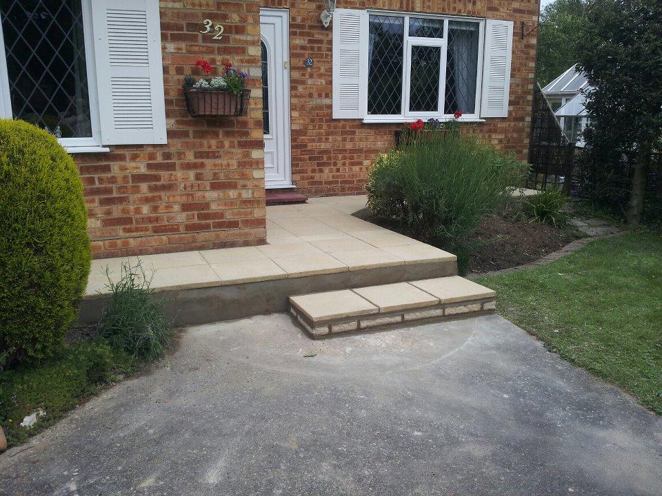 New steps in Danbry
